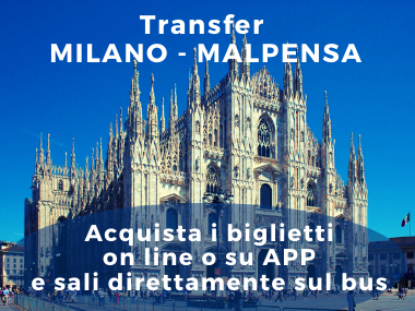 Malpensa Airport - Milan City Center